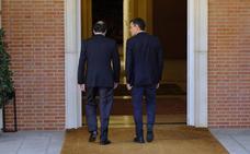 El PSOE presiona al Gobierno para que fije en enero el fin de la intervención en Cataluña