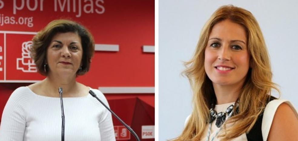 Fuensanta Lima y Antonia García, en el núcleo duro de Ruiz Espejo en el PSOE de Málaga