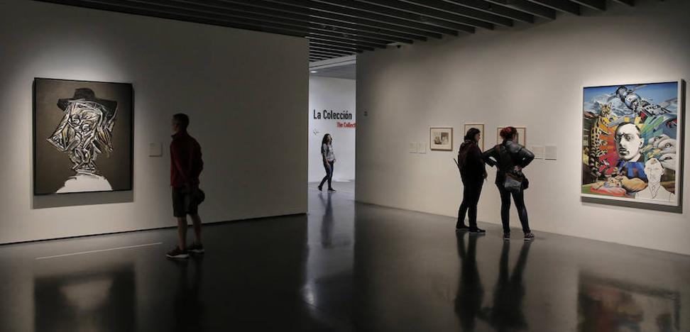 Adiós a los primeros iconos del Pompidou