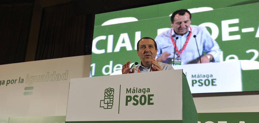 Ruiz Espejo abre su etapa al frente del PSOE con un equipo renovado, municipalista y sin sanchistas