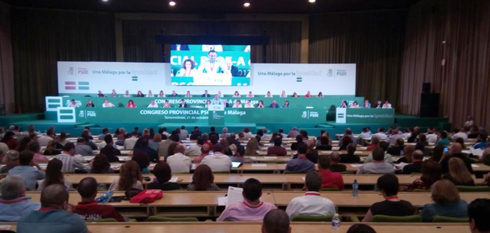 Comienza el congreso que consagrará a Ruiz Espejo como líder del PSOE
