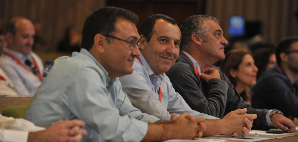 Ruiz Espejo: «Debemos afrontar esta nueva etapa desde la unidad y la pluralidad»