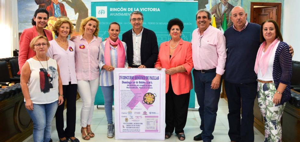 Concurso de paellas en Rincón a favor del cáncer