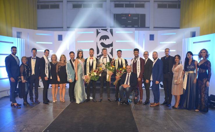 Fotos de la gala de elección de Míster Málaga 2018
