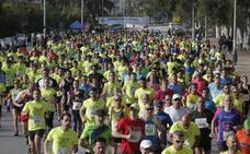 Málaga volverá a correr por la Libertad de Prensa el 6 de mayo de 2018