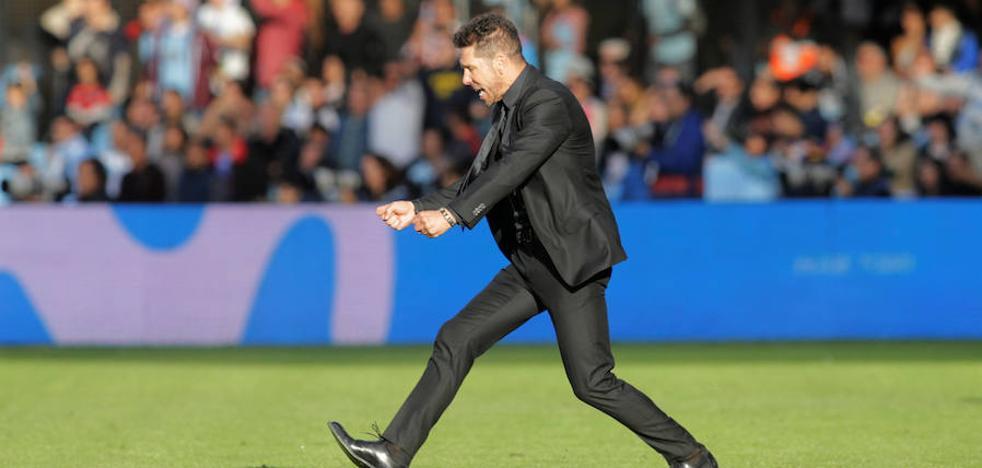 Simeone: «Necesitábamos esta victoria»