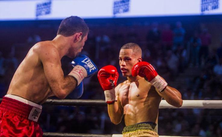 Fotos de la segunda velada de boxeo en el Martín Carpena
