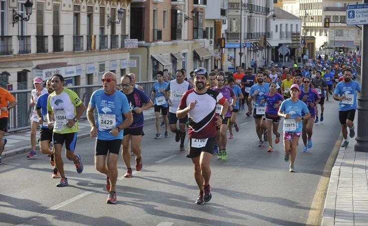 La Carrera Urbana de Málaga 2017, en fotos (VII)