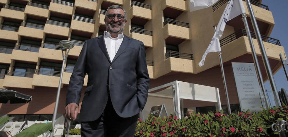 Carlos Franco: «Los hoteles no pueden renovarse en estos tiempos, tienen que transformarse»