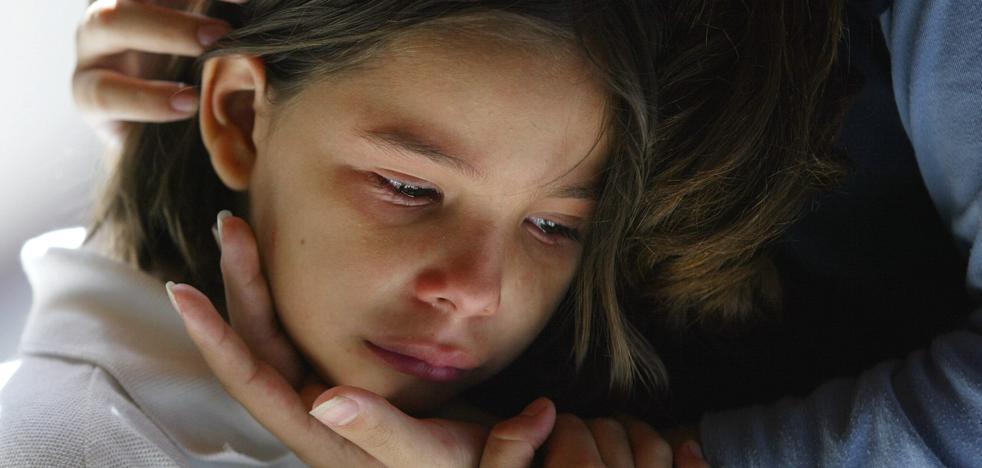 Los niños también se deprimen