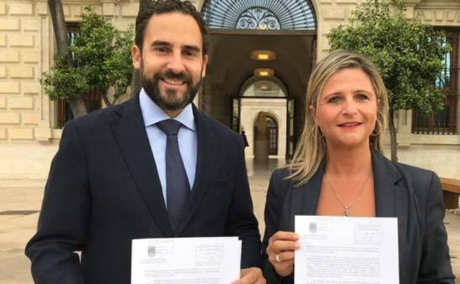 """El equipo de gobierno pide al PSOE que retire """"inmediatamente"""" la moción sobre la capitalidad cultural de Málaga"""