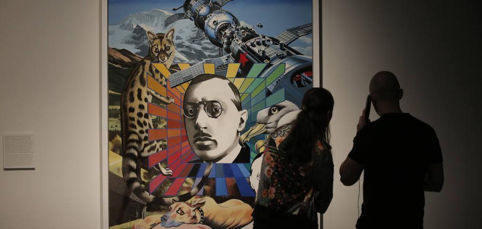 El Pompidou Málaga será gratis este fin de semana para despedir la exposición permanente