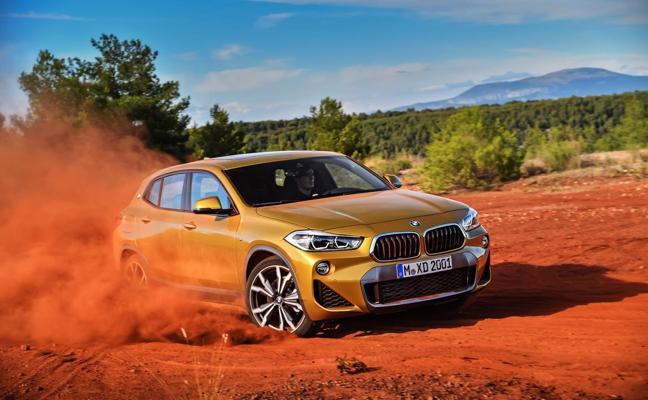 BMW X2, formato compacto