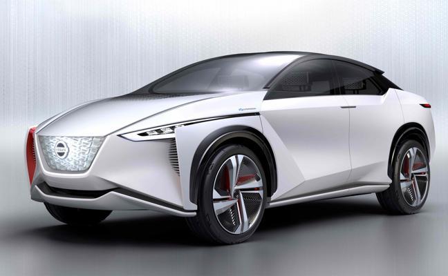 Nissan presenta el sistema Canto en el Salón de Tokio