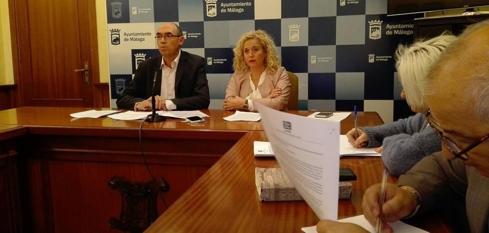 IU-Málaga para la Gente exige «garantías extraordinarias» a los promotores de la torre del Puerto de Málaga