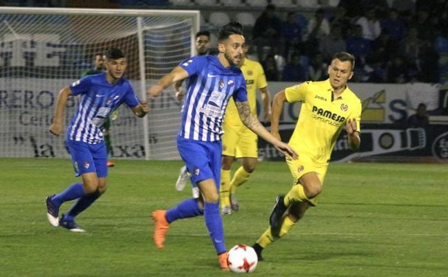 La Ponferradina inflige su primera derrota a Calleja