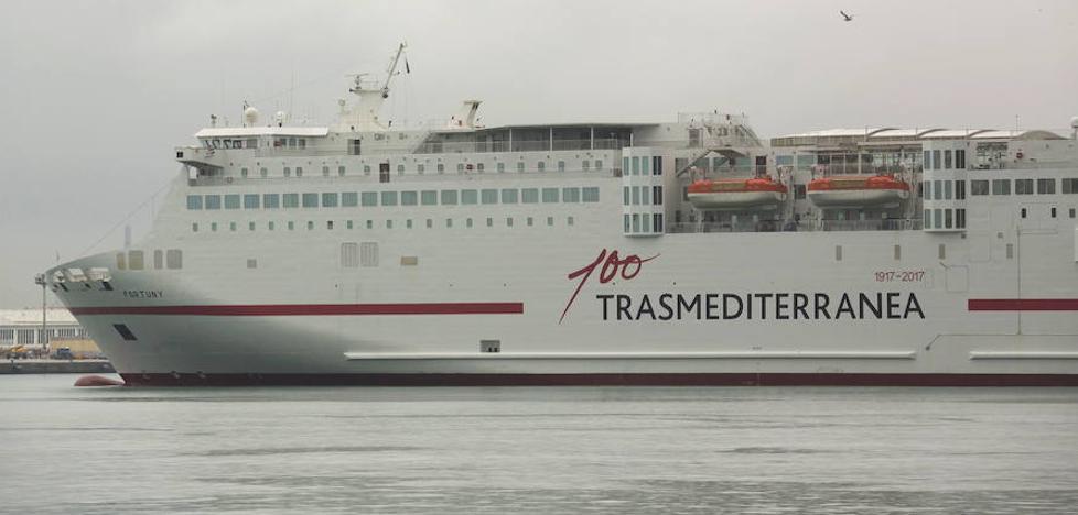 La Autoridad Portuaria ve una «oportunidad» en la venta de Trasmediterránea a Armas