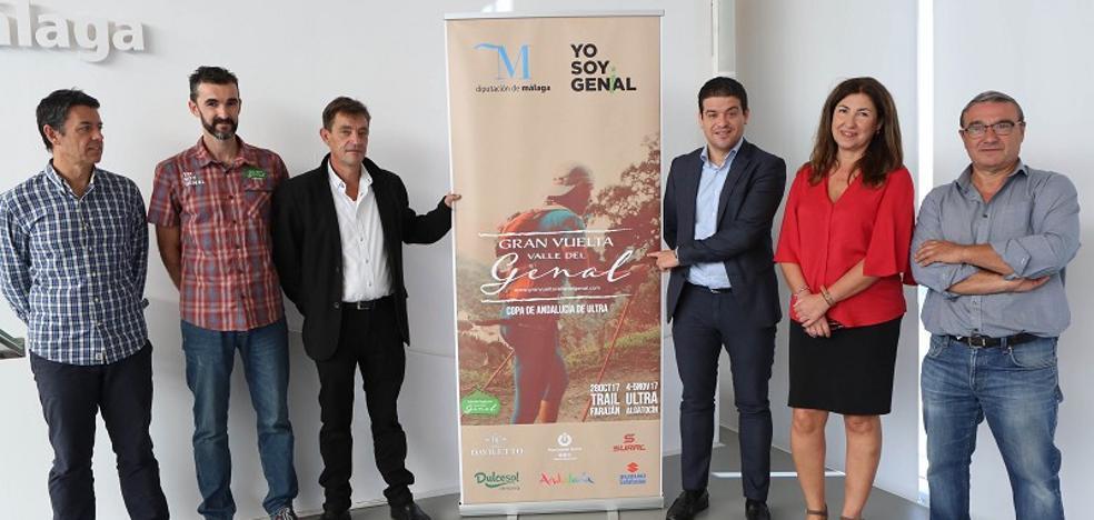 El Trail Valle del Genal más internacional reúne a más de 1.200 corredores