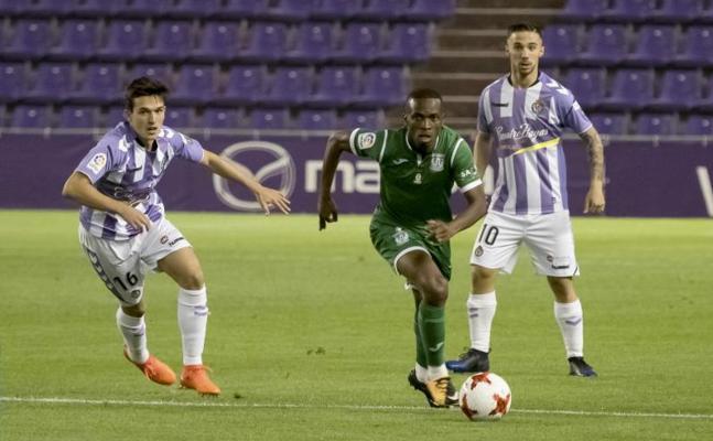 Beauvue extiende la felicidad del Leganés a la Copa