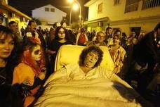 Churriana se convertirá en un auténtico escenario del terror en Halloween
