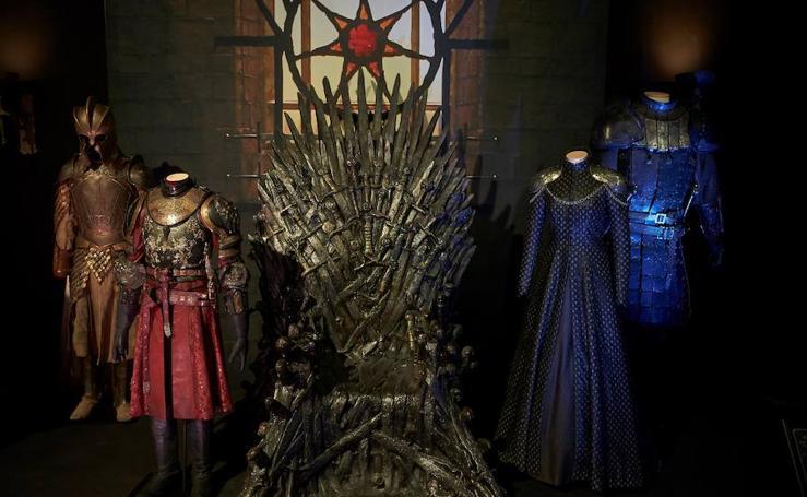 El universo de 'Juego de Tronos' llega a Barcelona