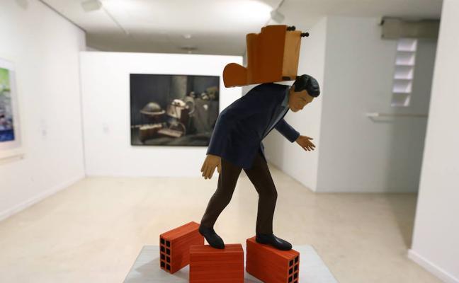 El arte contemporáneo es puro teatro