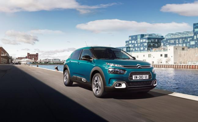 Citroën C4 Cactus, objetivo confort