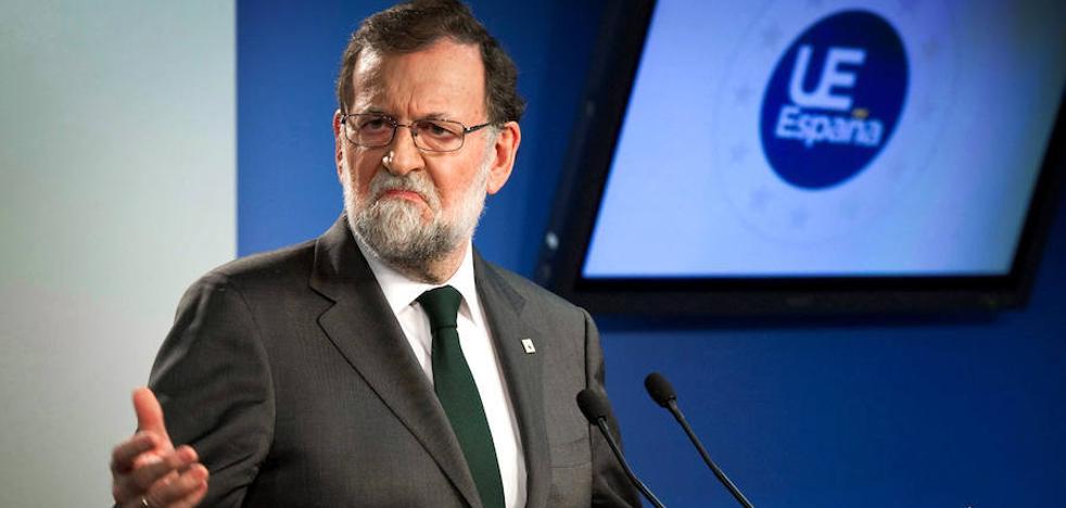 Rajoy defenderá ante el pleno del Senado las medidas del 155