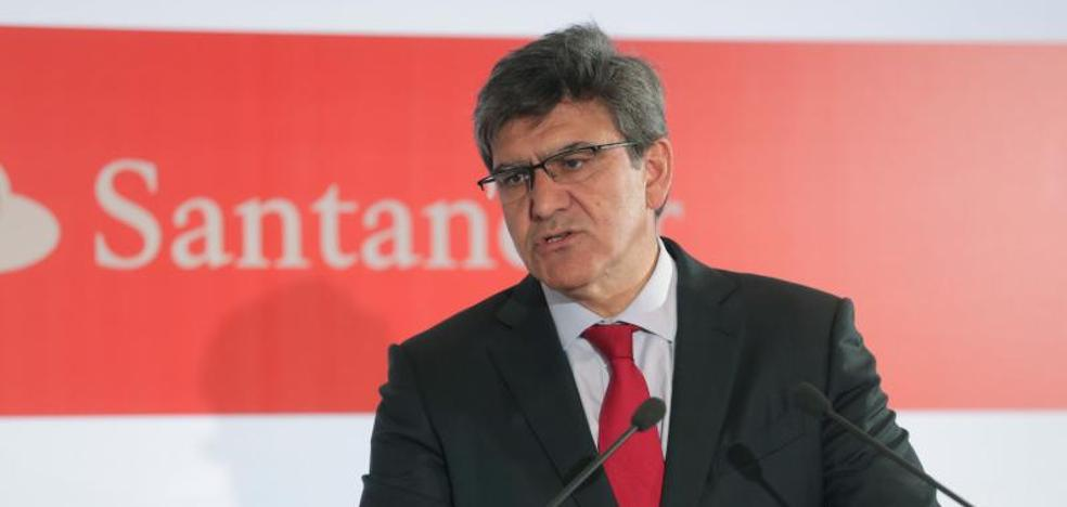 Banco Santander: «No contemplamos una Cataluña independiente»