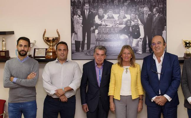 Marbella tendría una pista con 8.500 localidades para la Copa Davis