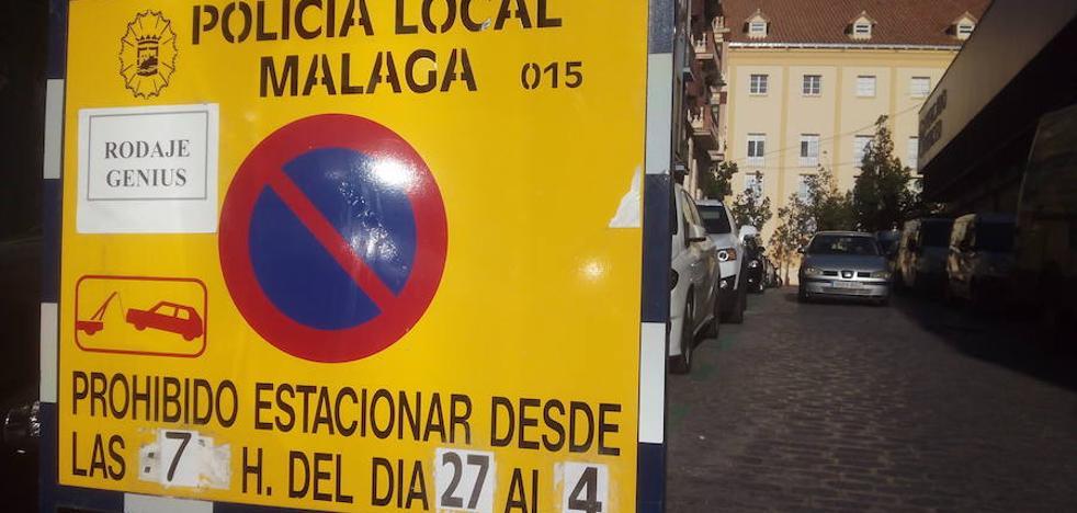 Picasso reserva sitio en Málaga
