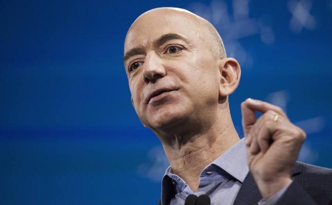 Jeff Bezos es el hombre más rico del mundo