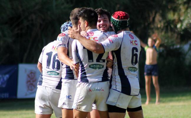 El Trocadero Marbella Rugby recibe al Cisneros B en su fortín