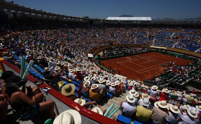 Marbella solicita a la Junta que respalde su candidatura a la Copa Davis