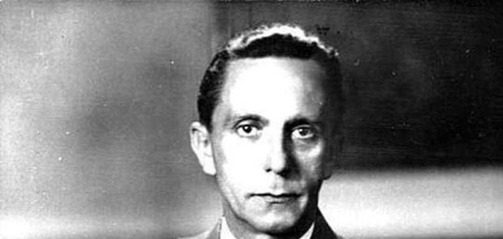 De Joseph a Joseph (y tiro porque me toca): Joseph Goebbels y Joseph Pulitzer
