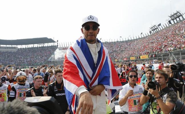 Hamilton, un campeón con marca propia