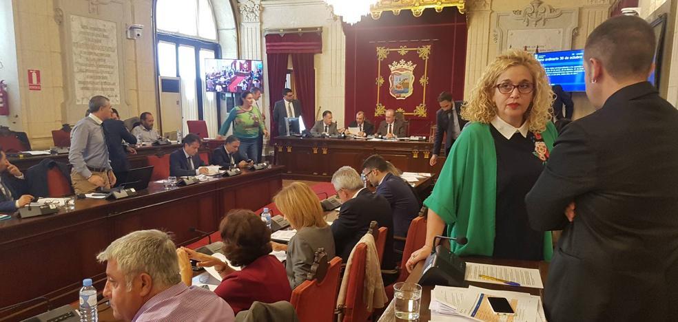 El metro, la Casa Invisible y Limasa, centran el pleno del Ayuntamiento de Málaga