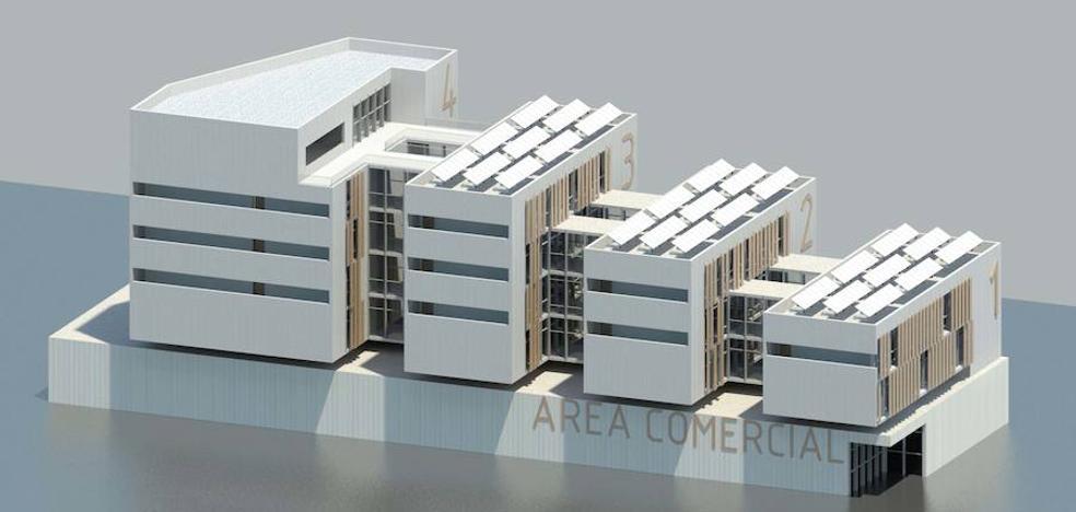 El Ayuntamiento proyecta una plaza y un edificio de oficinas junto a Tabacalera