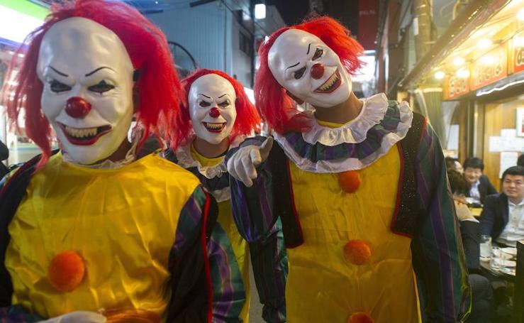La fiesta de Halloween se celebra en todo el mundo