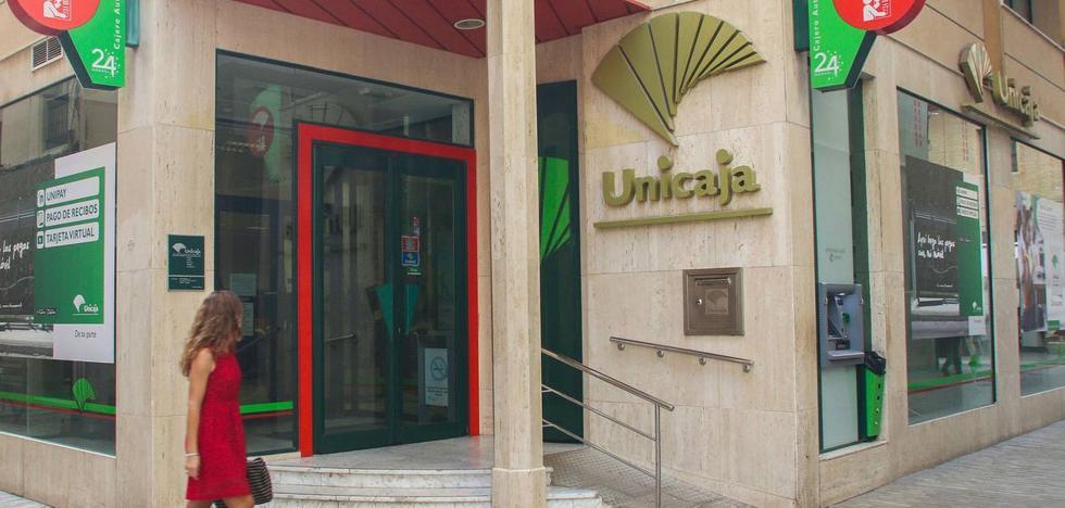 Unicaja Banco acumula un beneficio de 136 millones hasta septiembre