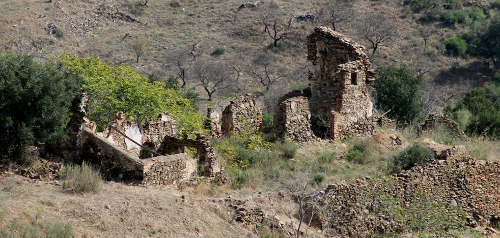 Ruta Arroyo Granadillas-La Capitana (SL-A-82)