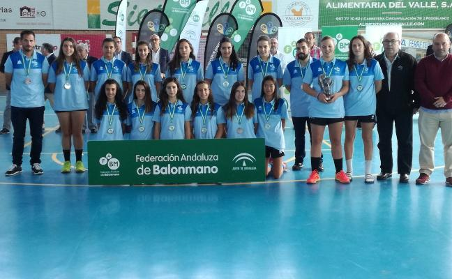 La selección malagueña, subcampeona de Andalucía tras caer en la final ante Sevilla