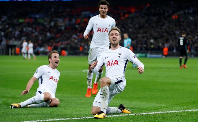 Desgobierno del Madrid en Wembley
