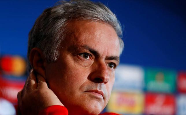 Mourinho dice que su regreso a Stamford Bridge es «un partido más»