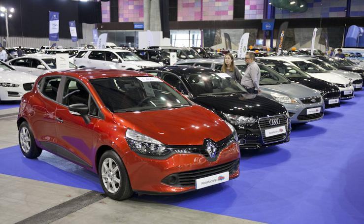 El Salón del Automóvil , en imágenes