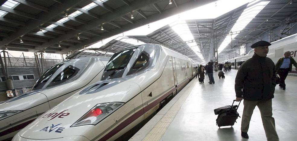 El AVE que une Málaga con Madrid, a punto de cumplir diez años, supera los 20 millones de viajeros