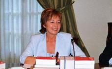 Celia Villalobos, de la Casona a la mesa del consejo de ministros