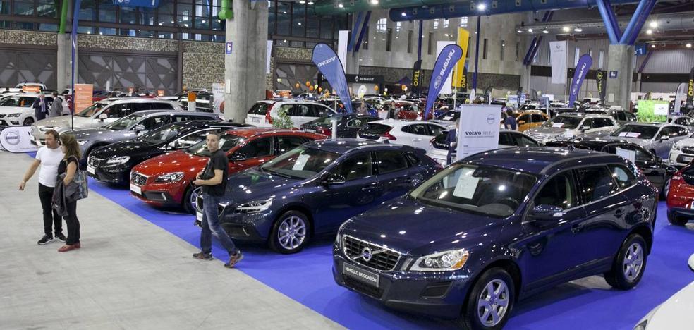 El Salón del Motor de Málaga arranca con más modelos y un aumento de asistentes