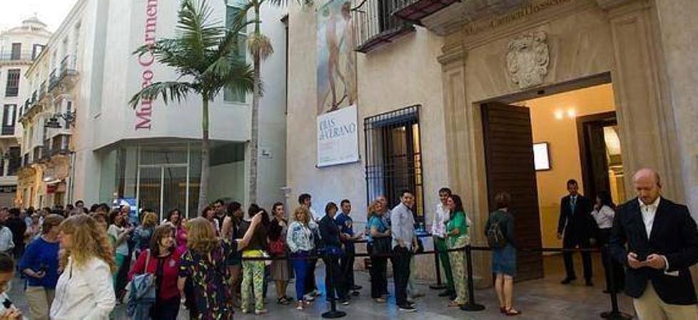 La segunda etapa del cubismo, punto de reflexión de expertos en el Museo Carmen Thyssen Málaga