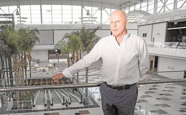 La salida a bolsa de la sociedad de La Cañada sitúa a Tomás Olivo entre las grandes fortunas de España